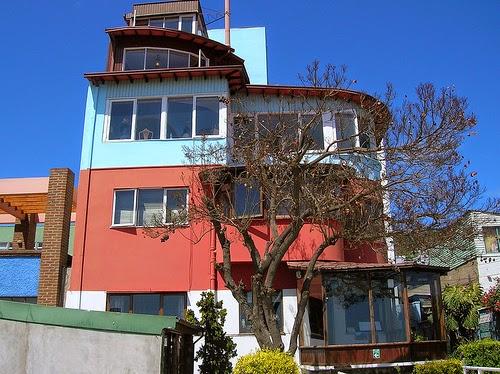 Museu La Sebastiana valparaíso