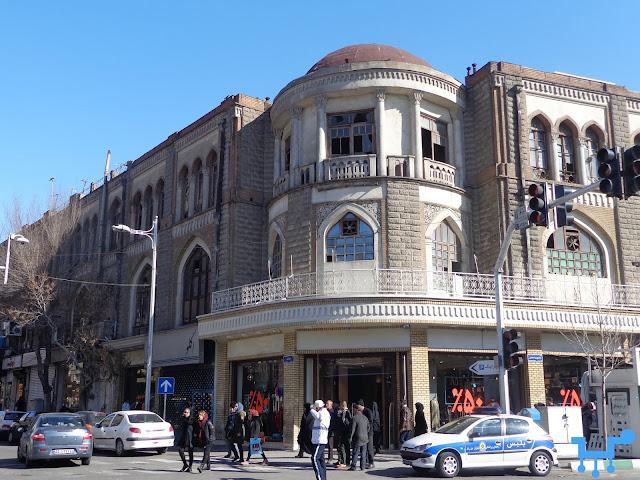 Cafe Pars | Lalezar | Tehran | Iran