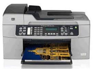 Image HP Officejet J5788 Printer