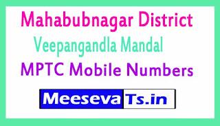 Veepangandla Mandal MPTC Mobile Numbers List Mahabubnagar District in Telangana State