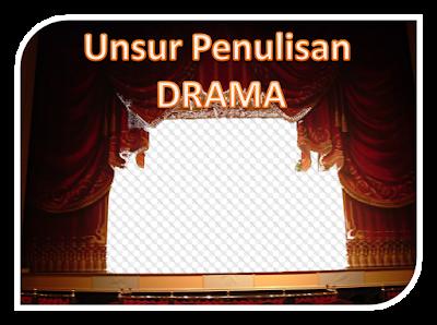 Unsur Penulisan Drama