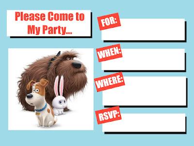 Invite Dropbox with luxury invitation layout