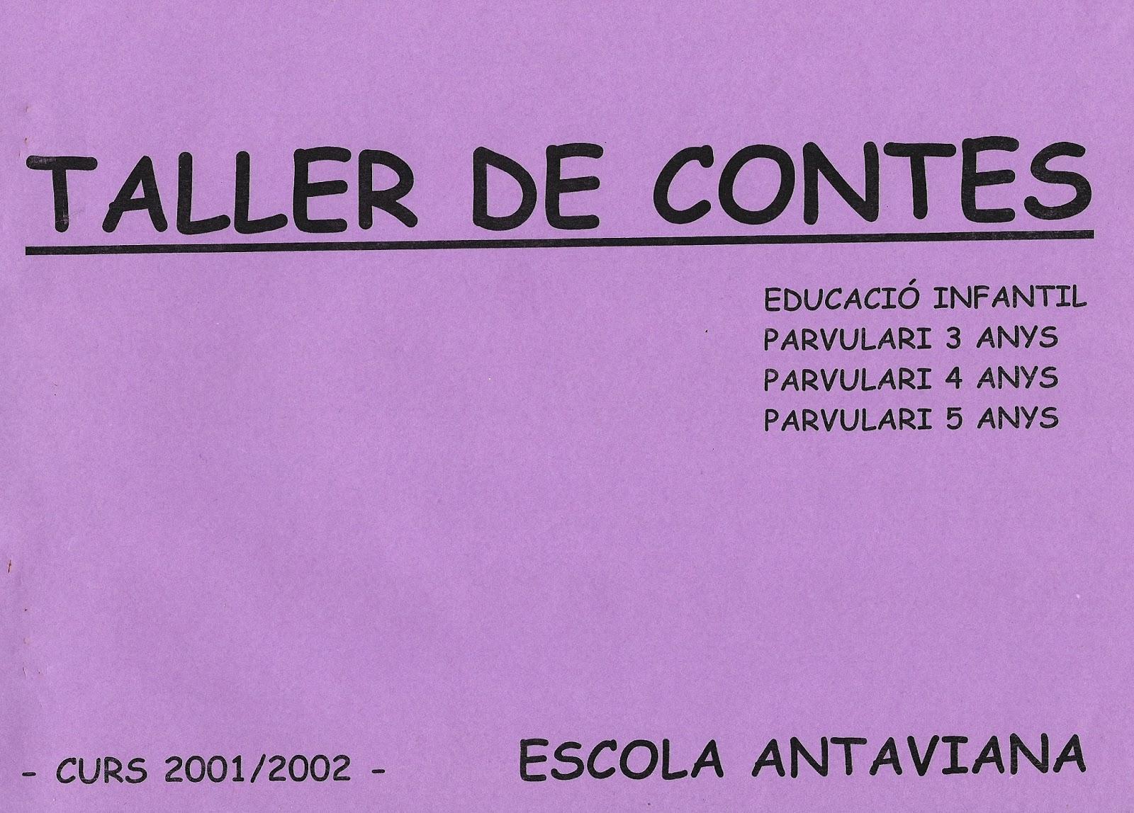 http://issuu.com/blocsdantaviana/docs/2n_taller_de_contes_ed._inf._2001-0