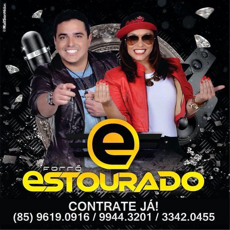 cd forro estourado eletronico 2013