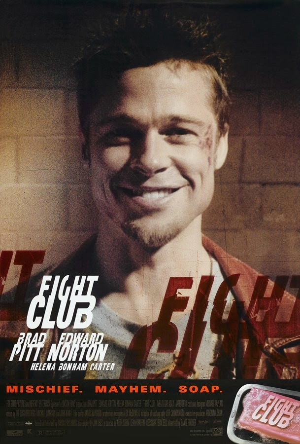 fight club brad pitt