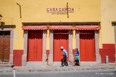 In San Miguel de Allende (Guanajuato, México), by Guillermo Aldaya / PhotoConversa