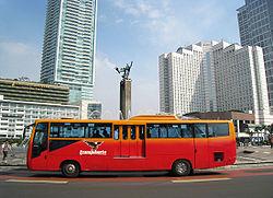 Bus Transjakarta (Busway)