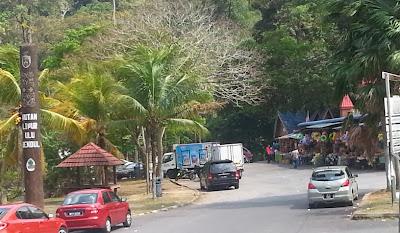 Image result for gerai makan hutan lipur ulu bendul