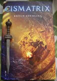 Portada del libro Cismatrix, de Bruce Sterling