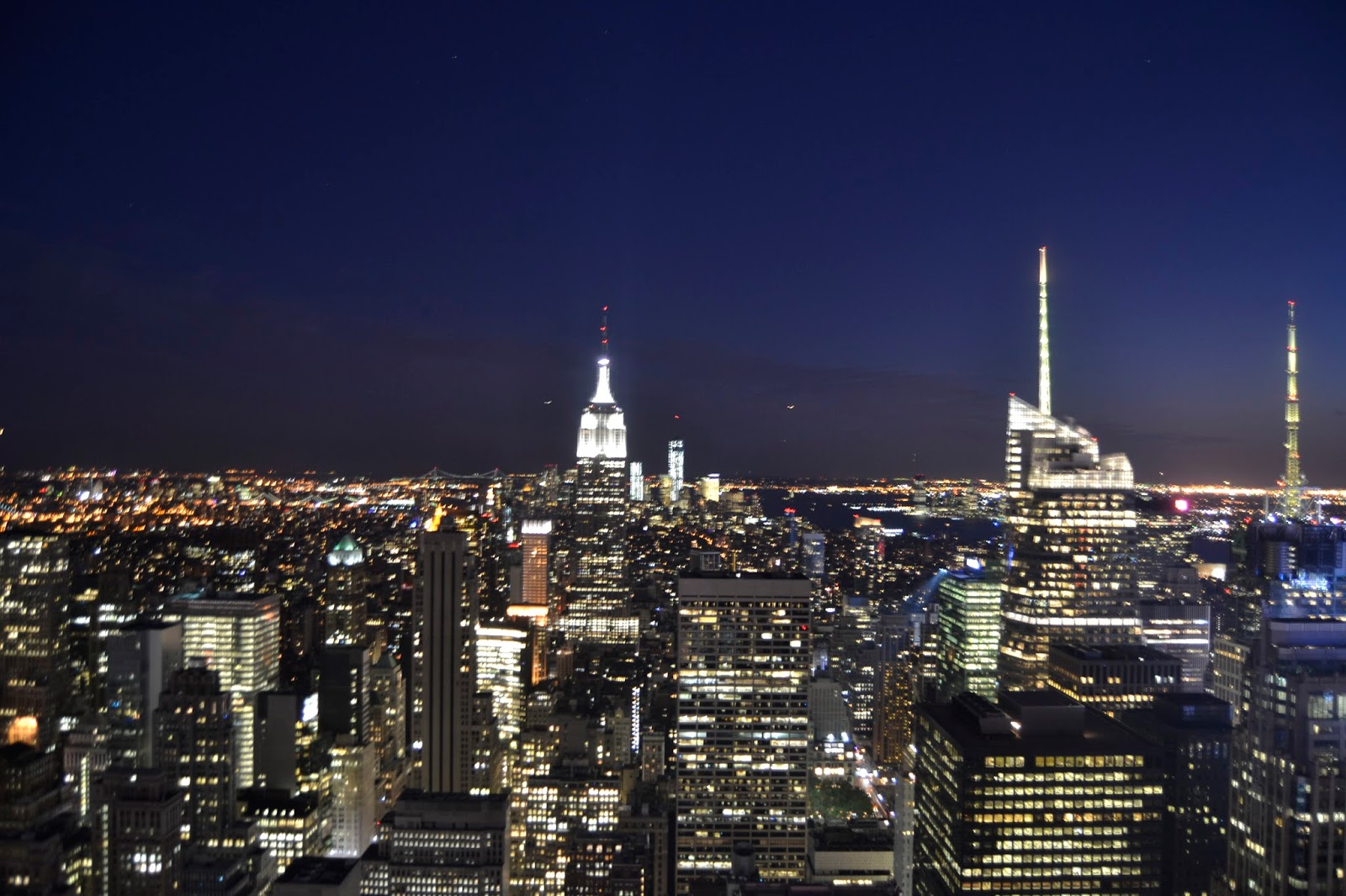 wunderschön new york