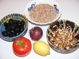 Ingrediente salata de hrisca retete culinare,