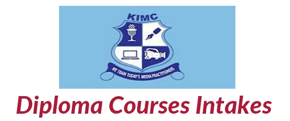 Kenya institute of mass communication ( KIMC) diploma intakes