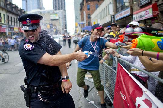 police shenanigans