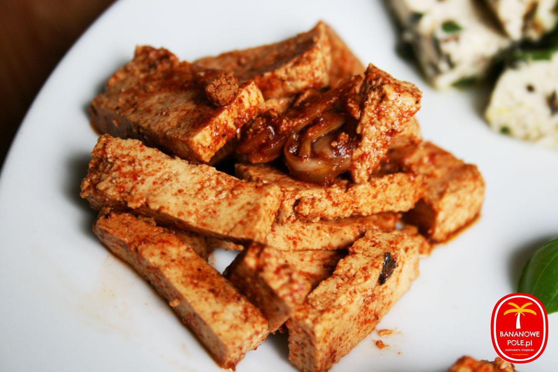 Jak zamarynować tofu? : Tofu w stylu mięsnym