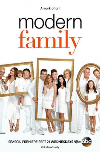 Modern Family Temporada 8 (HDTV 720p Ingles Subtitulada)