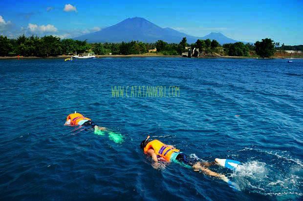 Wisata snorkeling banyuwangi