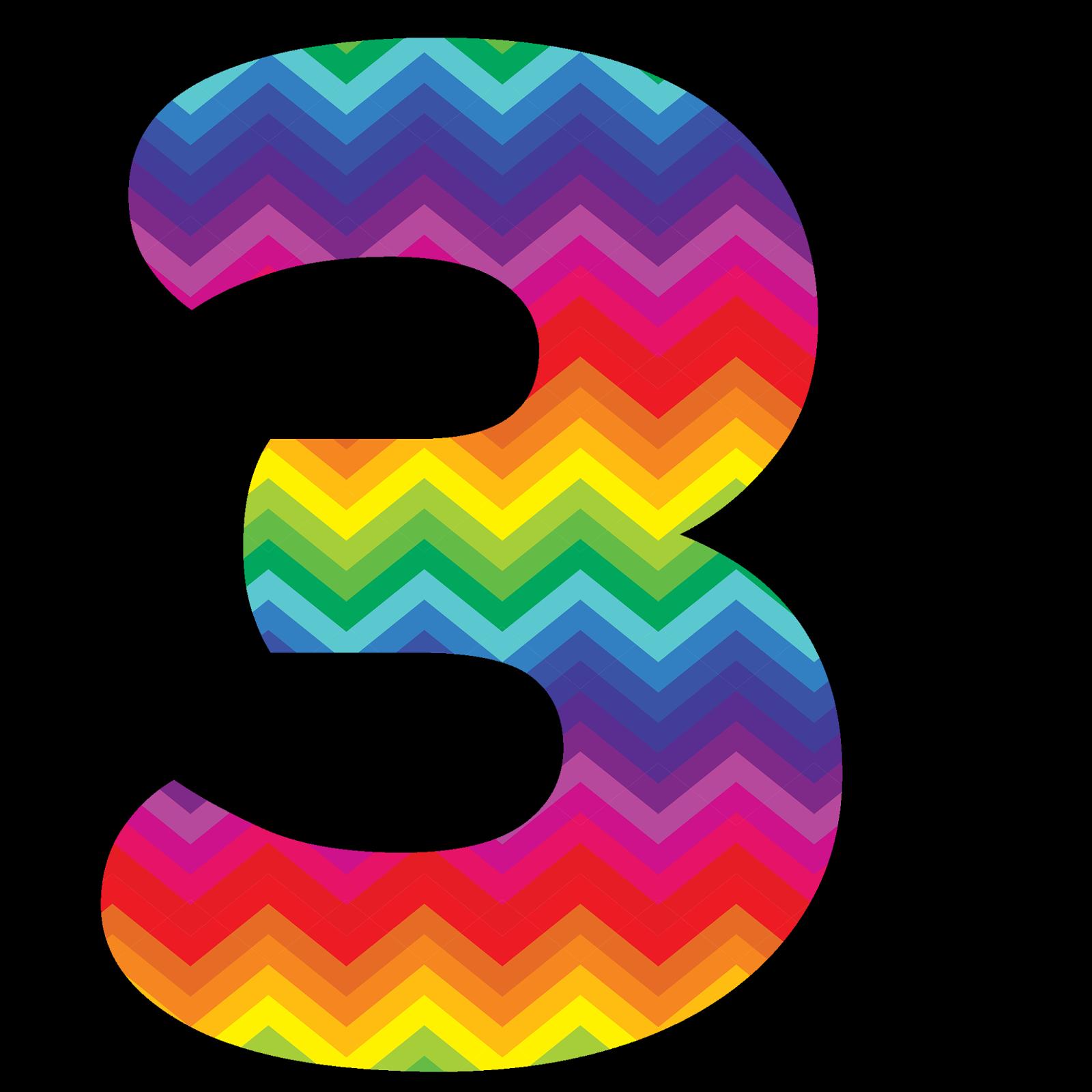 картинка с разноцветными цифрами полеев странице