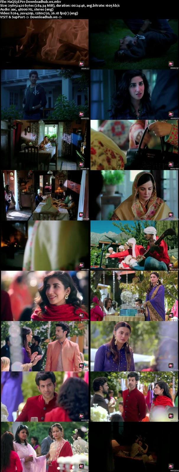Haq Se 2018 Hindi Season 1 Complete 720p HDRip x264