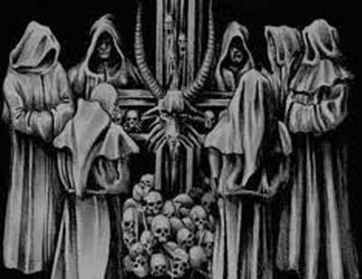 Satanismus Rituale