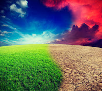 Climate change (Credit: © f9photos / Fotolia) Click to Enlarge.