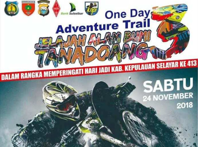 One Day, Trail Adventure, Jelajah Alam Bumi Tanadoang 3