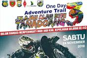 One Day, Trail Adventure Jelajah Alam Bumi Tanadoang 3