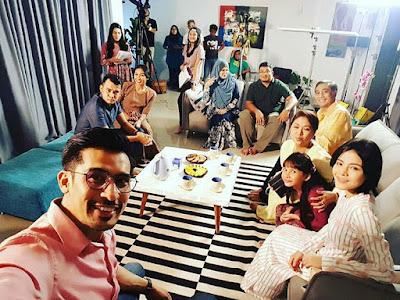 barisan pelakon tv3 Drama Cinta Hati Batu [2017]