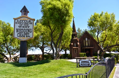 Una boda en una capilla de Las Vegas - Foto: www.tipsdeviajero.com