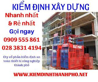 Cong Ty Kiem Dinh Xay Dung