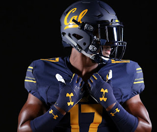 Cal uniform under armour 2017