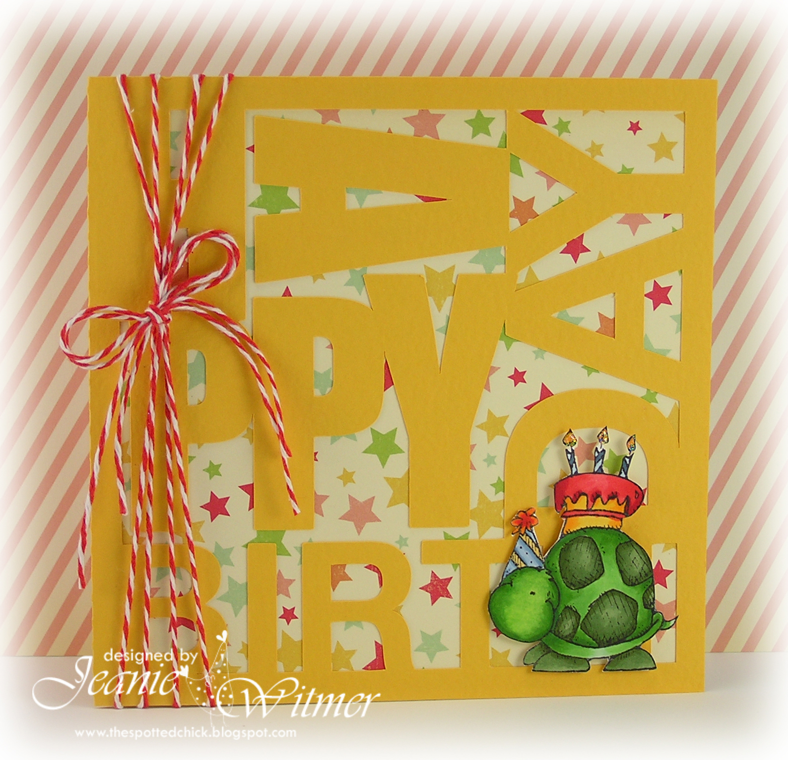 Birthday Cake Image  Candles Silouette