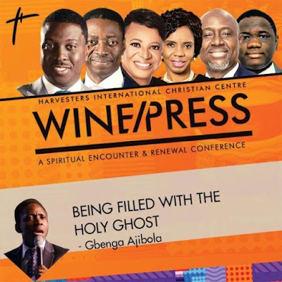 Download Sermon: Being Filled with the Holy Ghost by Pastor Gbenga Ajibola-olowublog
