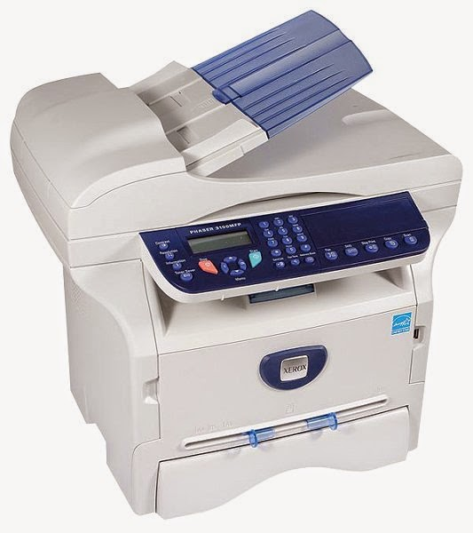 Xerox Phaser 3100MFP Driver Download Free | Printer ...