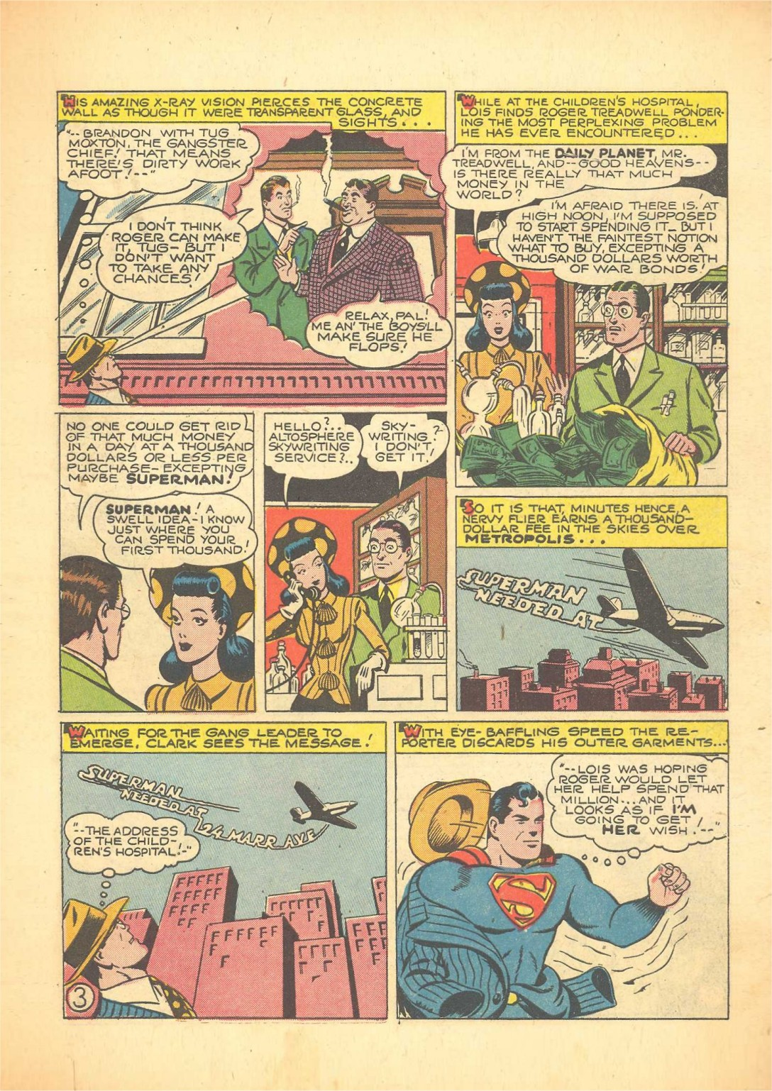 Action Comics (1938) 65 Page 4