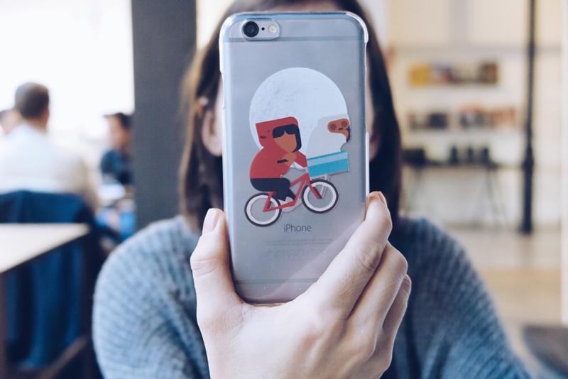 d909ea02db9 Como ya sabéis por antiguos posts, soy una freak de las fundas de móvil,  así que, que mejor regalo que una funda personalizada!