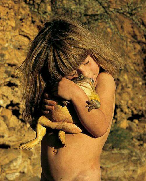 Budak Kecil Yang Berbakat dan Berani