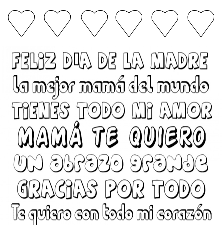 Happy Mothers Day Poems Images In Spanish 2017 Happy Mothers Day