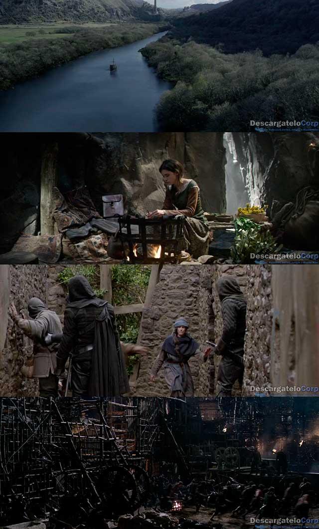 El Rey Arturo La Leyenda de la Espada (2017) 4K UHD Latino