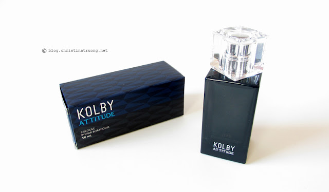 Fashion on Yonge 2016 Swag Bag Kolby Attitude Cologne