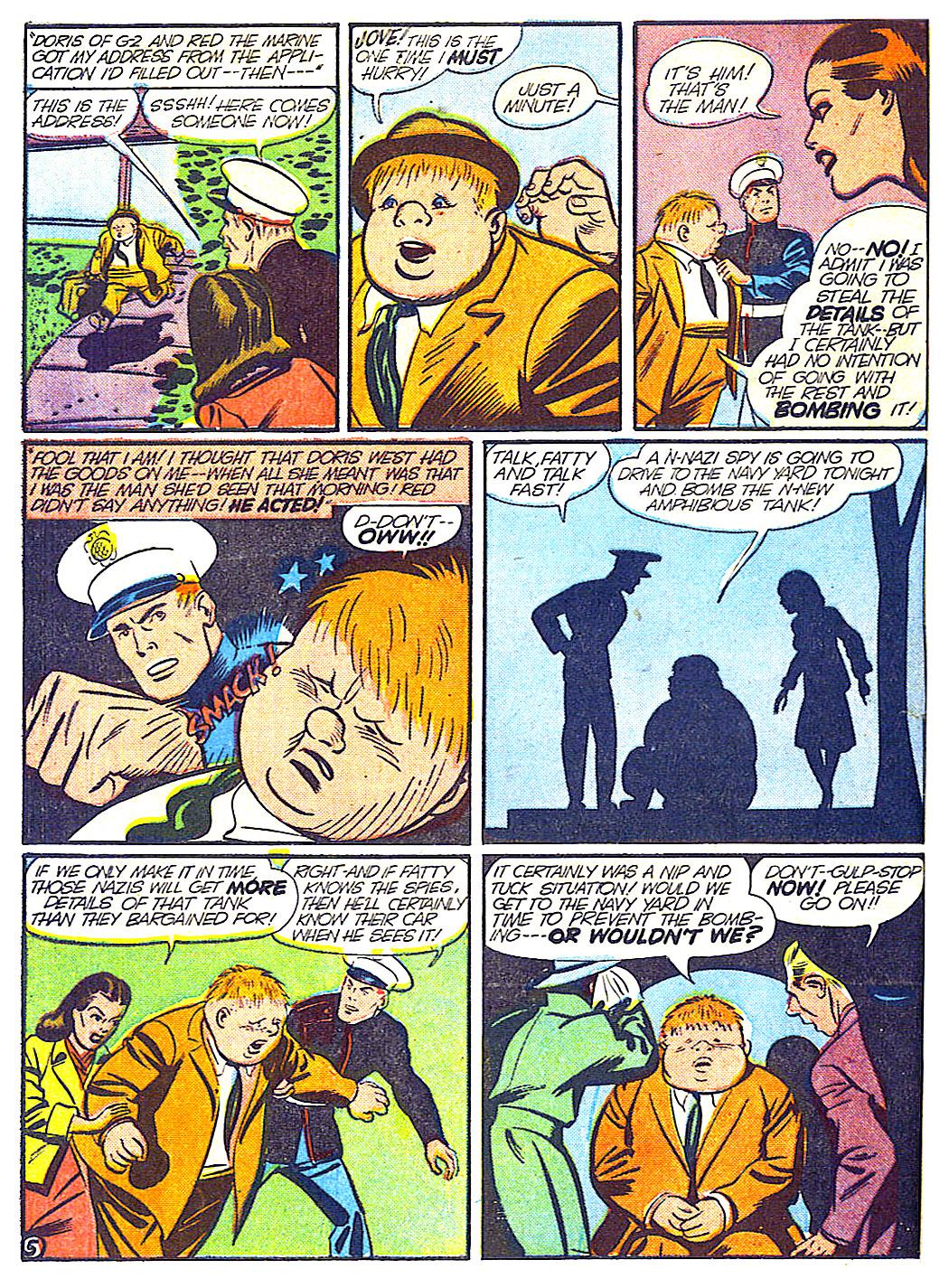 Read online All-American Comics (1939) comic -  Issue #50 - 64