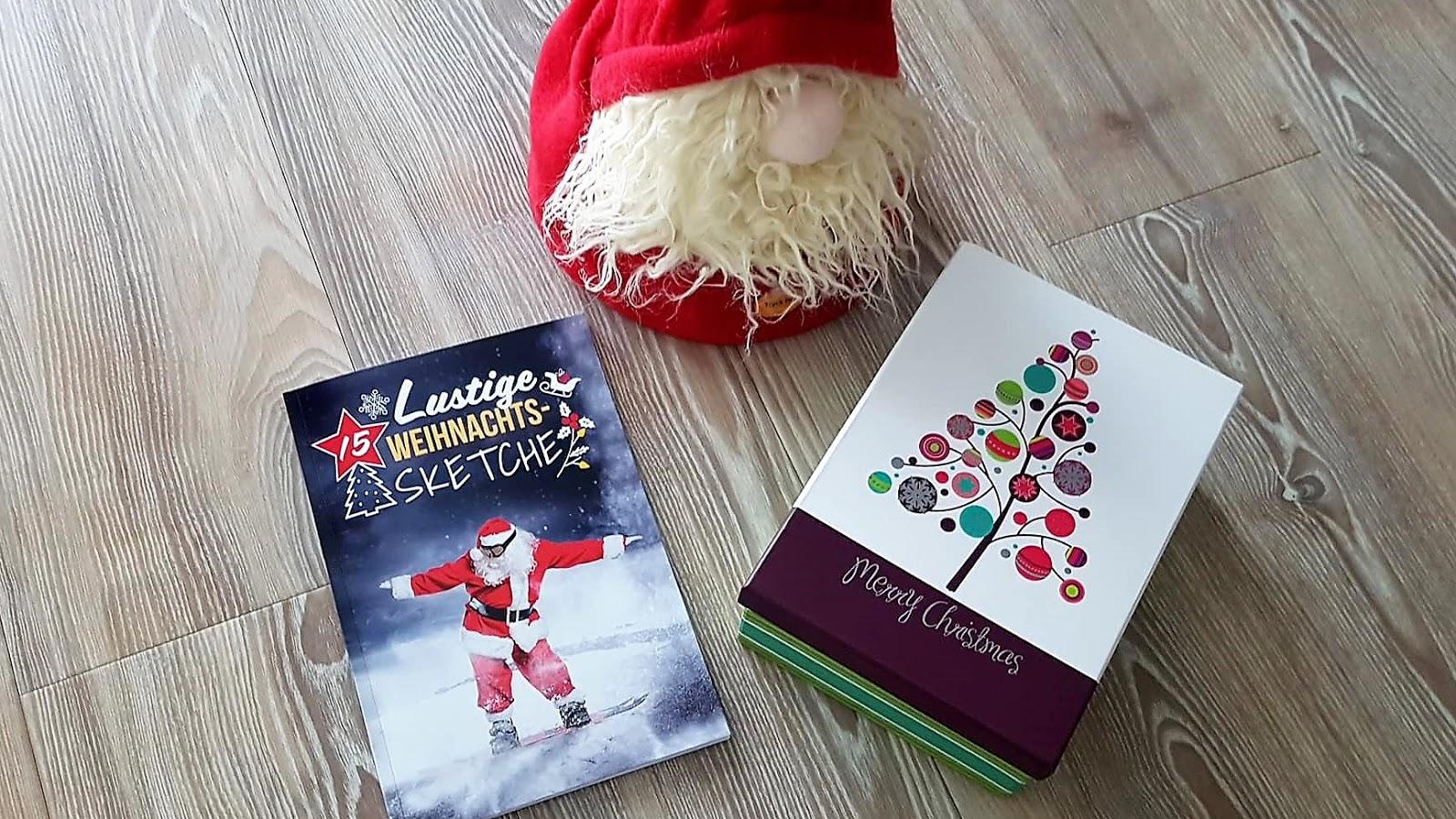 Shoushous Shades of Shopping: Kann Weihnachten lustig werden ...