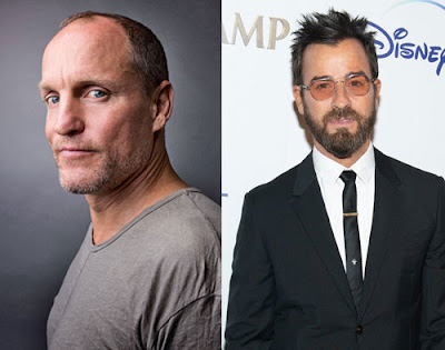 Woody Harrelson And Justin Theroux To Star In Watergate Scandal Limited Series
