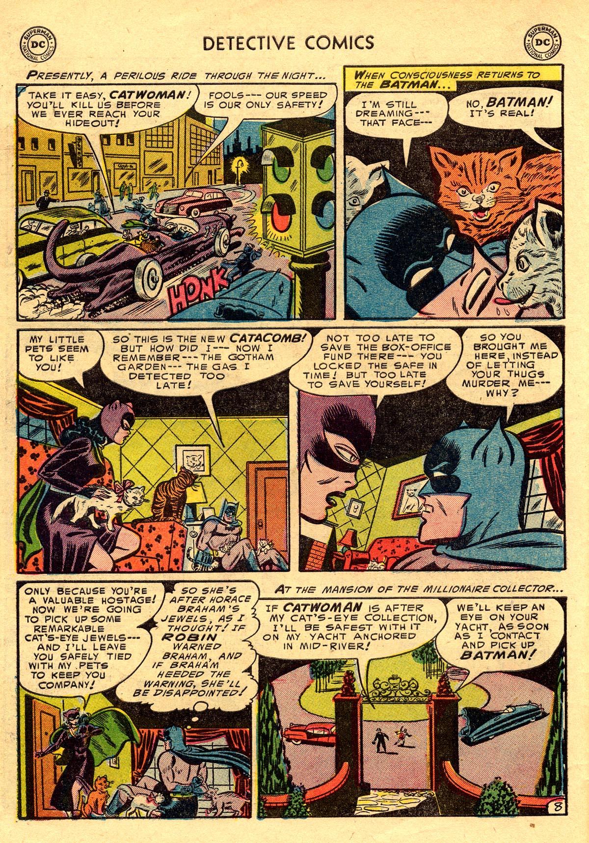 Read online Detective Comics (1937) comic -  Issue #203 - 10