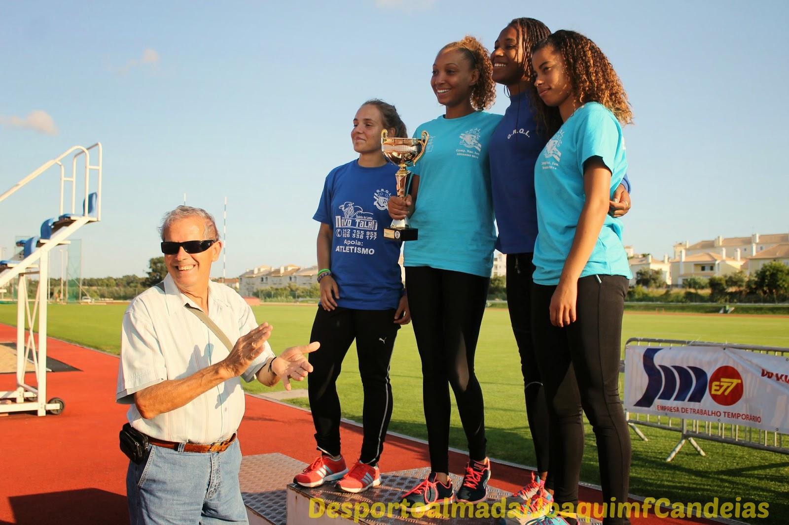 O presidente da Associação de Atletismo de Setúbal 3414fe9f76bb1
