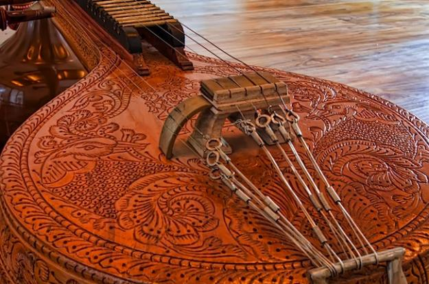 Strings Quotes Wallpaper India The Land Of Hearts Veena Or Veenai The Native