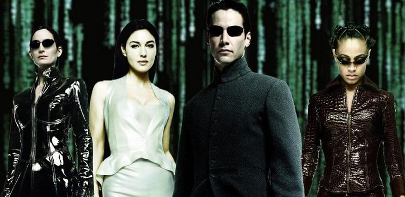The Matrix, Film Legendaris dengan Efek Visual Memukau