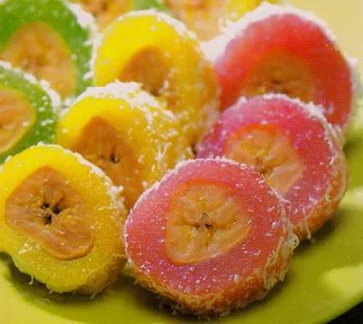 Resep Kue Singkong Mata Sapi Buatan Sendiri Enak Cara membuat kue singkong isi pisang ekonomis dan praktis Rese kue tradisional dari singkong tahan lama resep kue singkong gulung isi pisang paling mudah dan praktis