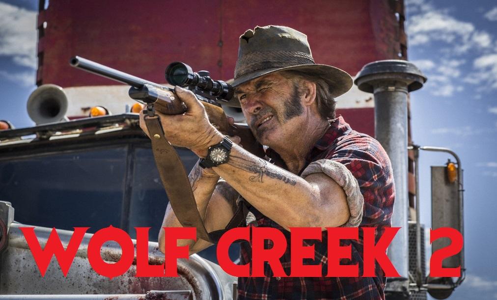 Wolf Creek Netflix