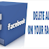 How to Delete All My Posts On Facebook