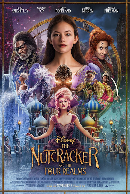 Disney The Nutcracker and The Four Realms Poster